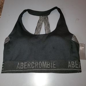 NWT Abercrombie and Fitch sports bra
